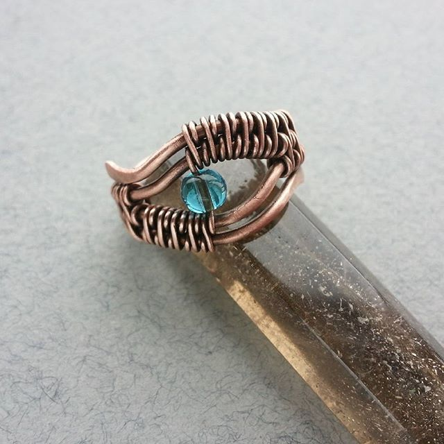 Best Handmade Rings Wire Ideas Images On Pinterest Jewelry - Cute diy wire rings for middle phalanges