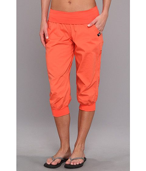 adidas Outdoor Edo 3/4 Climb Pants Bahia Coral - Zappos.com Free Shipping BOTH Ways