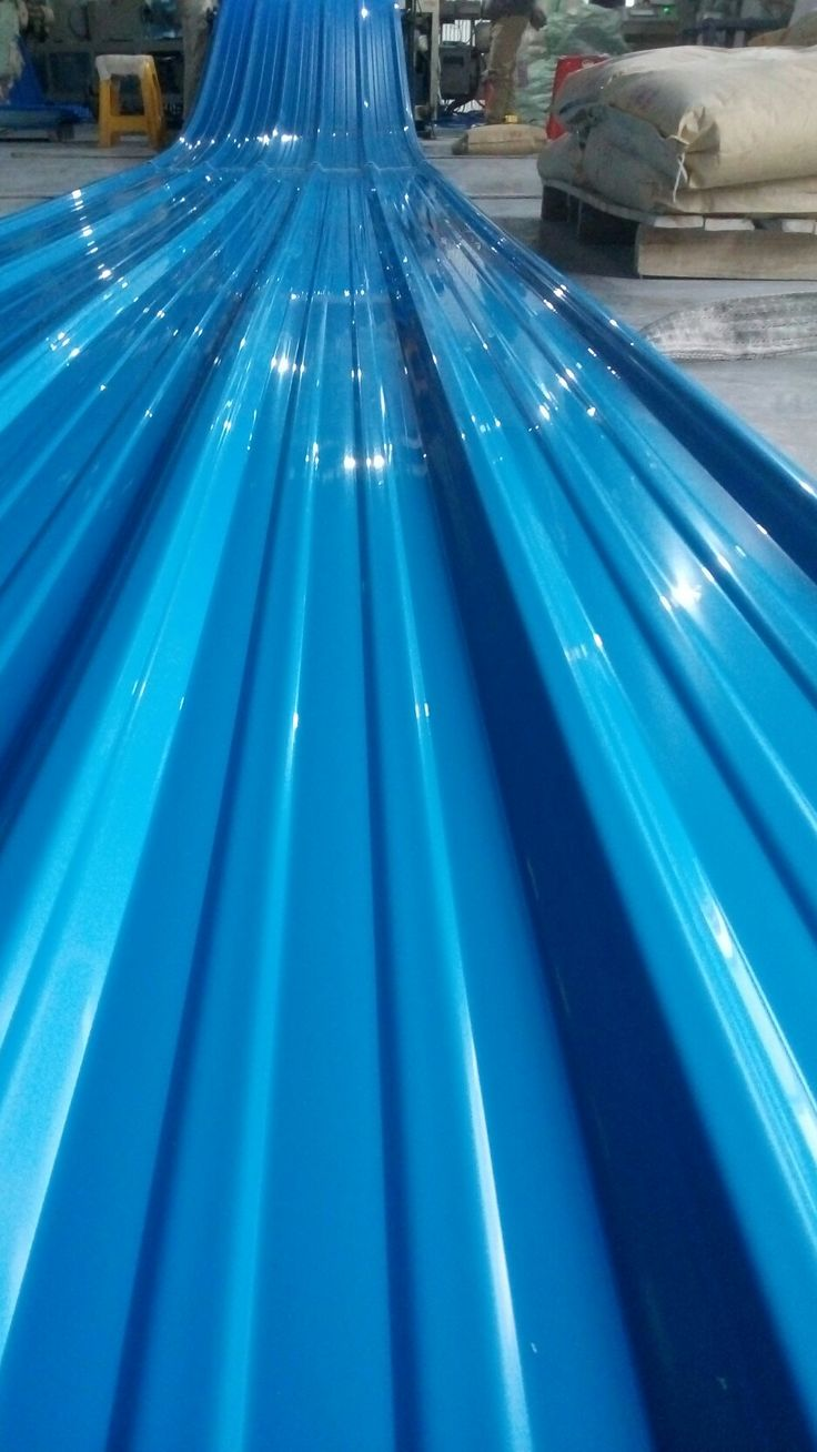 PVC roof sheets for construction building