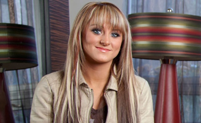 Leah Messer, Teen Mom 2 star, is Pregnant with her Third Child