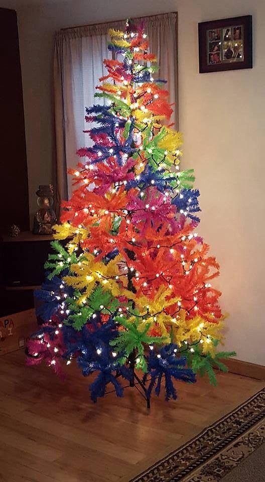 Imagen Relacionada Navidad Christmas Rainbow