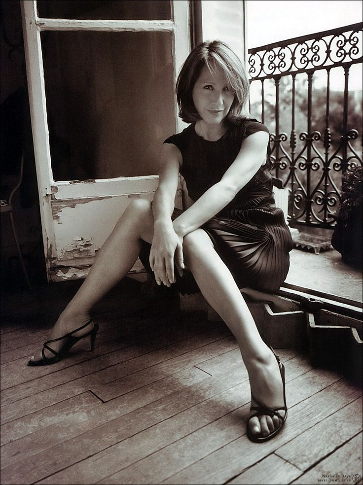 French Actress, Nathalie Baye