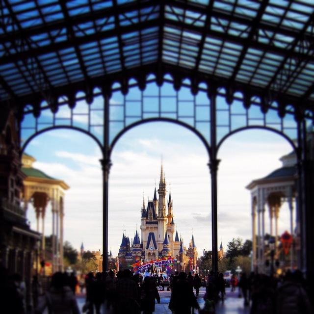 東京ディズニーランド(千葉) Tokyo Disney Land, Chiba, Japan
