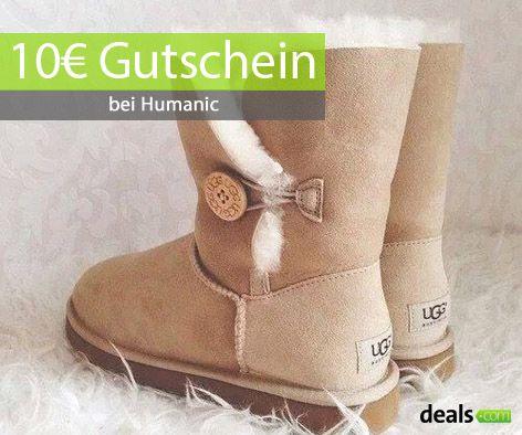 Kalte Füße im Winter - kennen wir das nicht alle? Schluss damit! Bei Humanic findet ihr stylische & warme Schuhe für die kalten Wintertage! Jetzt könnt ihr zudem einen 10€ Gutschein einlösen! Zum Gutschein geht es hier:  http://www.deals.com/humanic #gutschein #gutscheincode #sparen #shoppen #onlineshopping #shopping #angebote #sale #rabatt #shoes #schuhe #uggs #winter