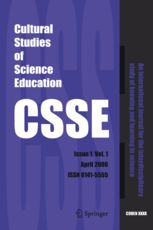 "Martínez, Alejandro José Gallard, and René Antrop-González. ""Toward Latin@ revisionings of decolonizing Western science and math."" Cultural Studies of Science Education (2013): 1-4. APA"