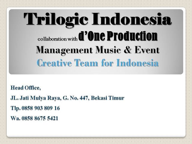 Web Develop Jakarta: d'One Production and Trilogic Indonesia with Plati...