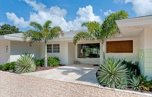 A Modest Mid-Century In St. Petersburg, Florida