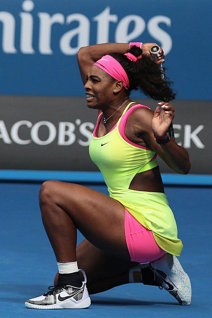 1/16/16 · #AustralianOpen Day 1 OOP Rod Laver Arena Day ☀️- Kvitova vs Kumkhum; Serena Williams vs Giorgi; Night: Stosur vs Karolina.Pliskova. #AusOpen