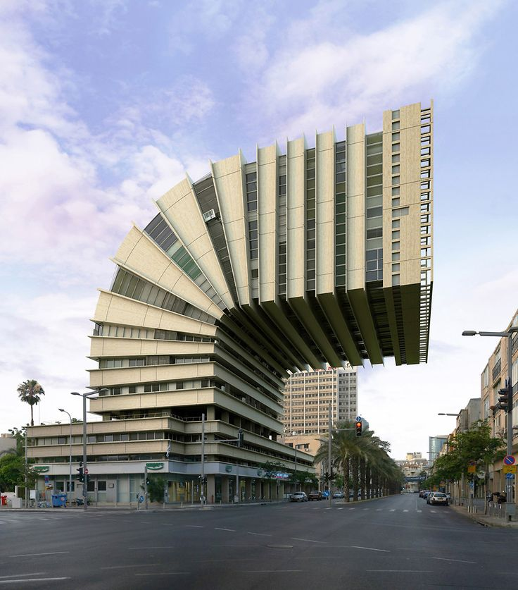 Warped Architecture Takes Over The World
