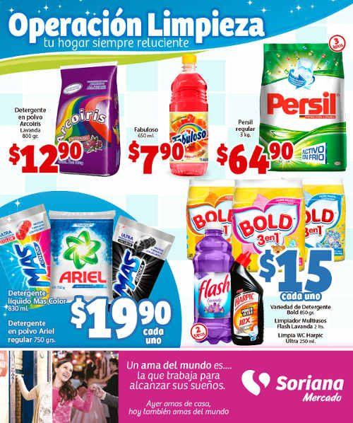 Soriana Mercado Folleto de Ofertas del 20 de Mayo al 2 de Junio