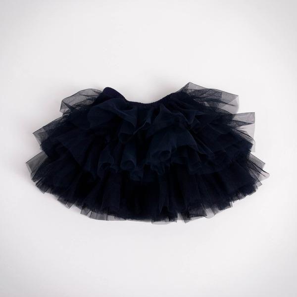 Платье юбка из сетки
