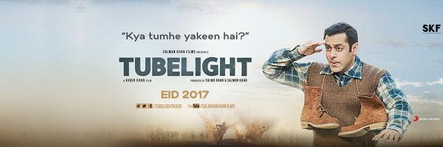Tubelight  – Movie Review