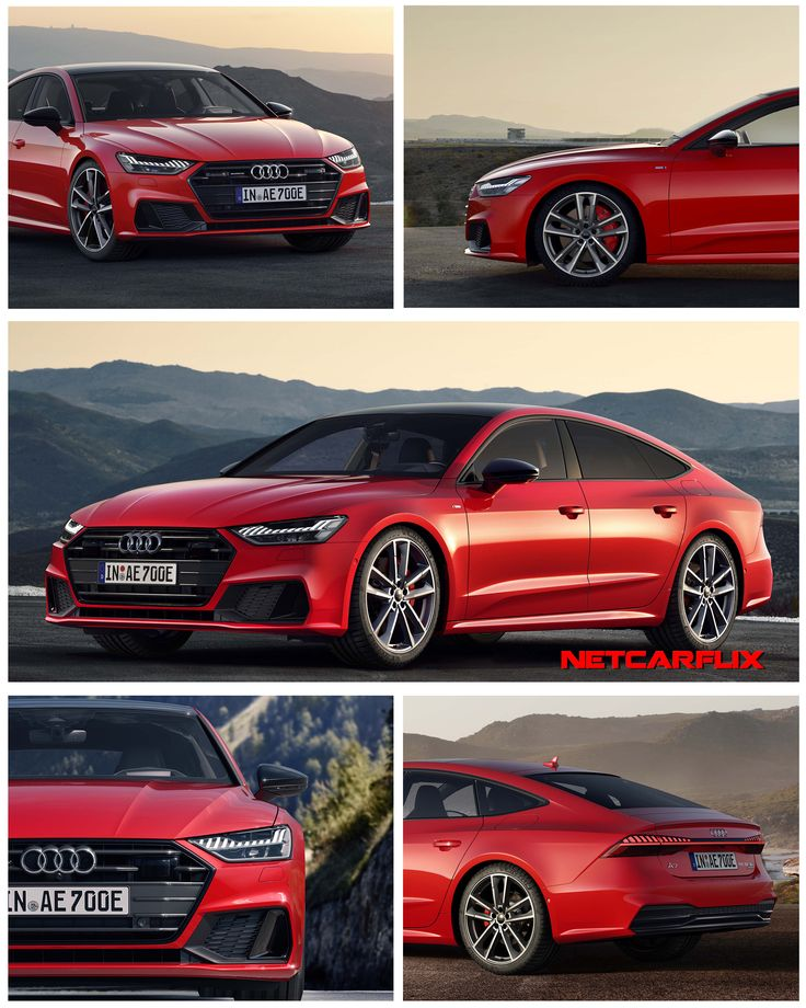 2020 Audi A7 Sportback 55 TFSI e Quattro Pictures
