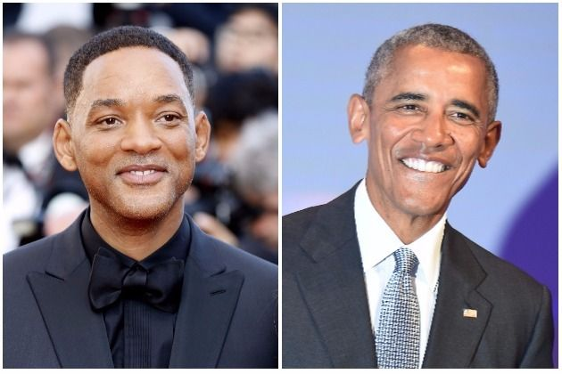 Will Smith Talks Speaking With Barack Obama About Playing The President In A Movie (VIDEO) - Exclusive Hip Hop News, Interviews, Rumors, Rap & Music Videos | Allhiphop https://link.crwd.fr/1Dyp