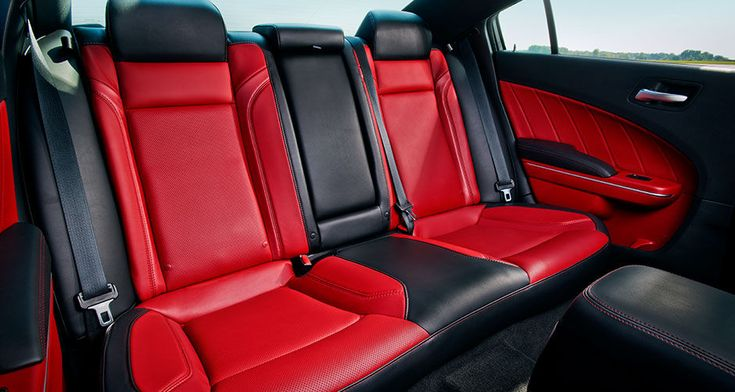 More than Power: Why We Love the #Dodge Charger's Interior