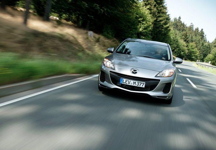 2012 Mazda 3 Sedan