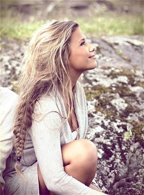 california braid.