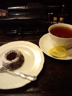 Chokocake&Tea