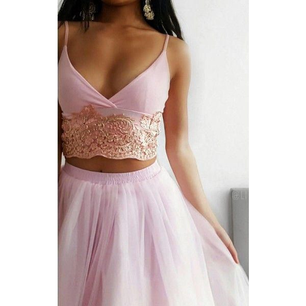 LILIPEARL Pretty in Pink Lace Detail Bralet ($23) ❤ liked on Polyvore featuring tops, pink, bralet tops, strappy bralet top, bralette tops, pink top and spaghetti-strap top