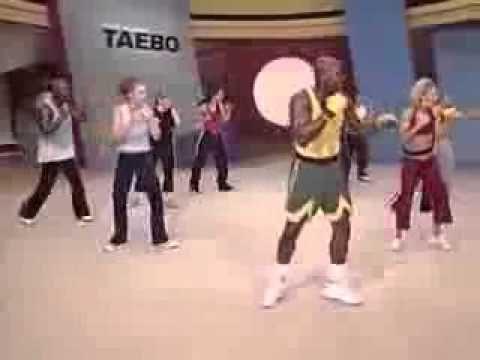 Zumba Dance Fitness zumba Tae Bo Fast Weight Loss