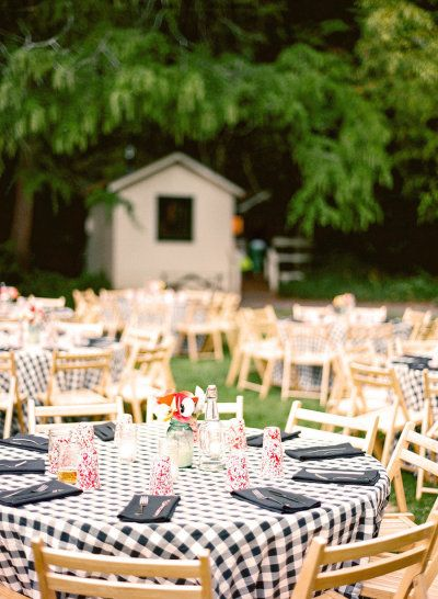 #picnic  Photography by mattedgeweddings.com    Read more - http://www.stylemepretty.com/2013/05/27/dawn-ranch-lodge-welcome-bbq-from-matt-edge-photography/