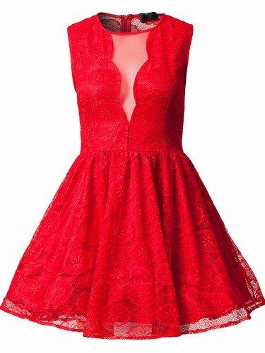 Prima Fashion - Koronkowe sukienki na wiosnę 2014