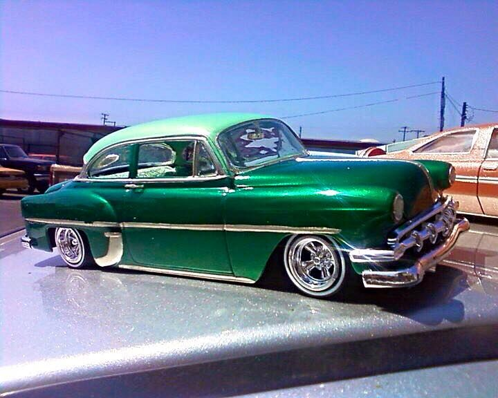 53 Chevy Lowrider