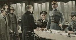 Az első világháború befejezése