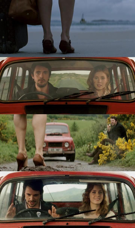 Amy Adams & Matthew Goode. Leap Year (2010)