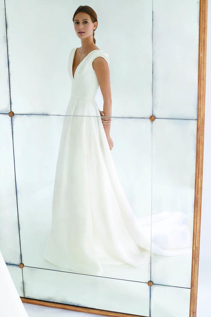 Carolina Herrera | L\'elite Bridal Boutique | Boston