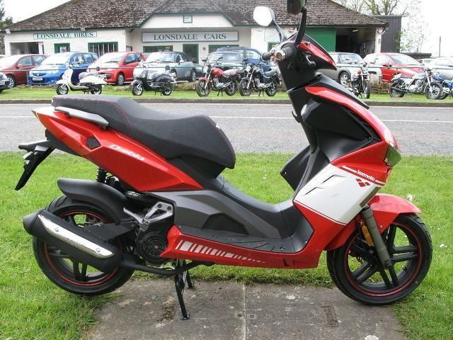 LEXMOTO DIABLO Scooter