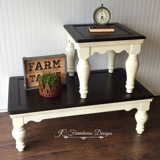 37++ Rustic farmhouse coffee and end tables most popular