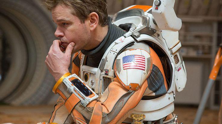 La technologie de la NASA inspire le film Seul sur Mars