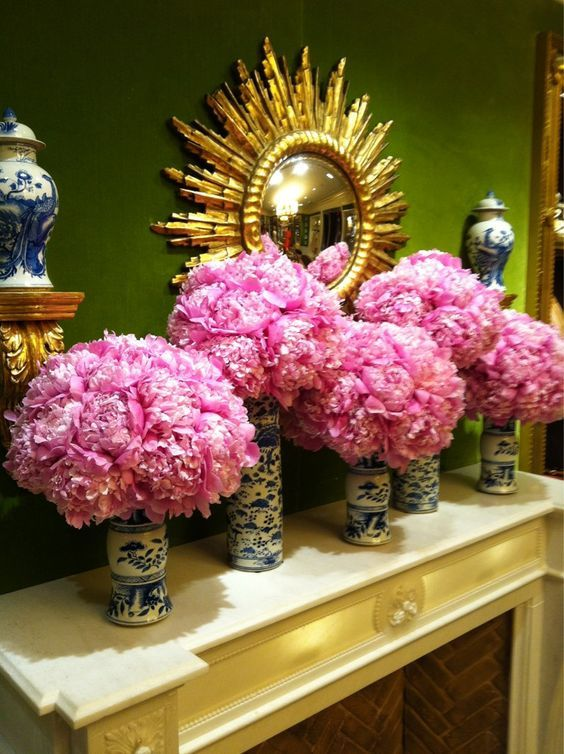 Sunday Inspiration - Pink and Blue
