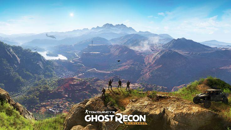 Comme chaque année, Yves Guillemot nous avait réservé une petite surprise à la fin de la conférence d'Ubisoft en annonçant le retour de Tom Clancy's Ghost Recon pour bientôt sur Playstation 4, Xbox One et Pc. Jouable jusqu'à quatre joueurs en ligne, cet opus Wildlands vous proposera de prendre le contrôle d'un groupe d'élite des forces spéciales américaines basé en Bolivie.