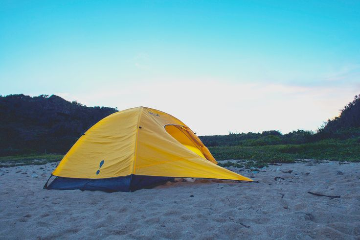 Camping in the sand can be an frustrating process. Some people won't even try it, they have failed and hated it before, and will just avoid it. It's true,