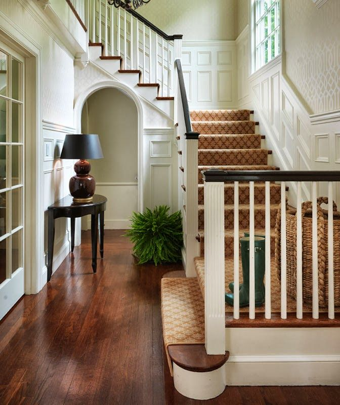 48 best Staircases and Entryways images on Pinterest ...