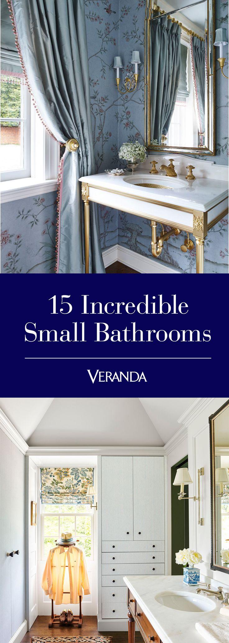 417 Best Beautiful Bathrooms Images On Pinterest