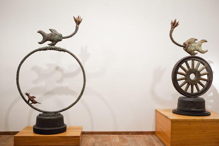 sculptures - bronze