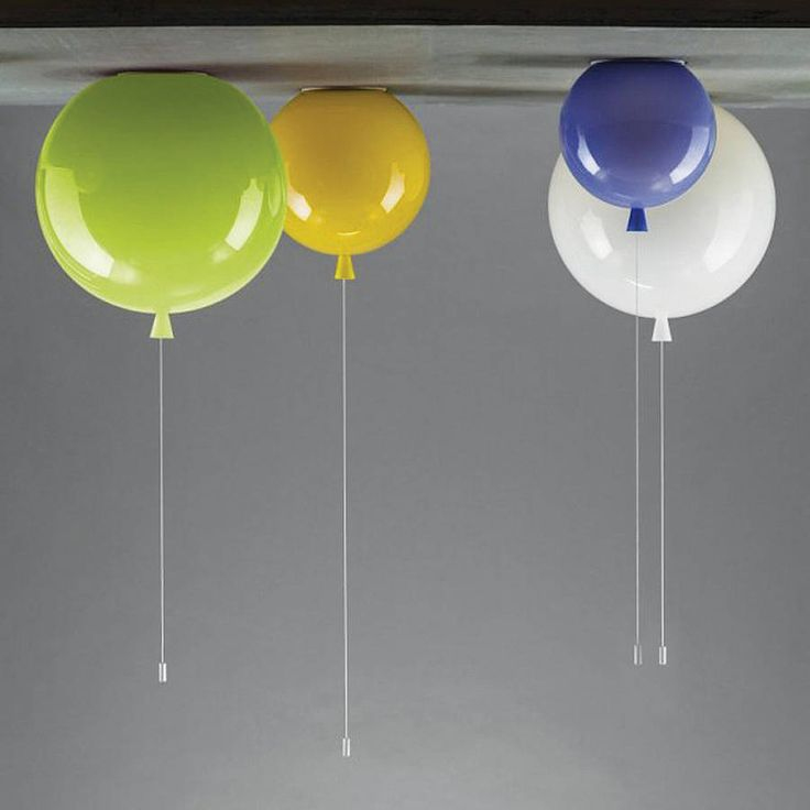 Memory Balloon Ceiling Light by John Moncrieff £134