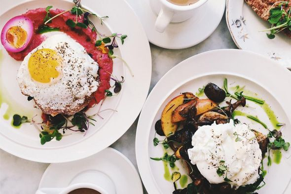 The top 10 restaurants for a brunch date in Toronto