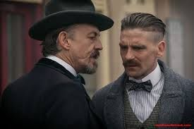 Peaky Blinders - Tommy Flanagan and Paul Anderson