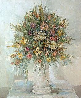 Les couleures des fleurs... #Art #Artiste