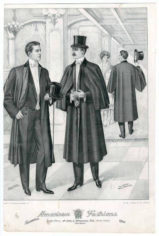 1907-1908, Plate 013 :: Costume Institute Fashion Plates