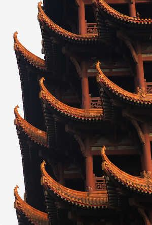 chinese architecture characteristics - Google Search