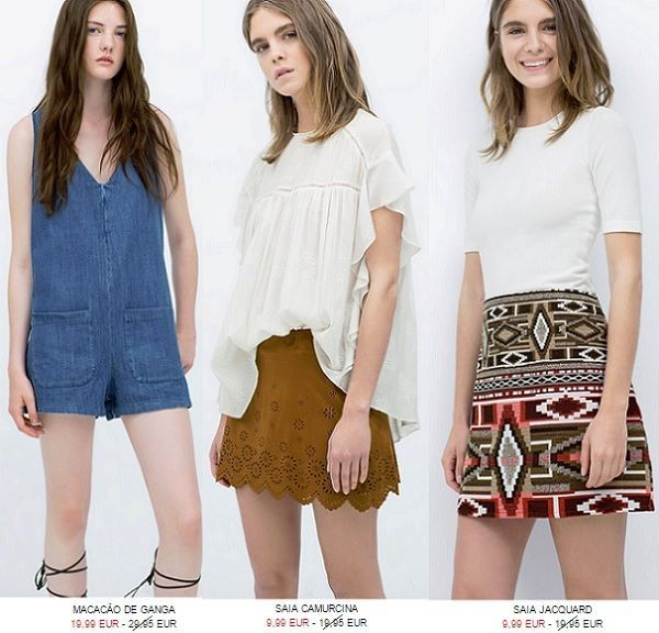 Zara Online Mujer Otoño-Invierno 2015/2016 | demujer moda