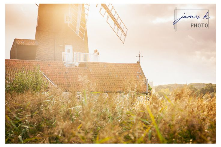 Blog | Norfolk Wedding Photographer » Norfolk Wedding Photographer - Cley Windmill