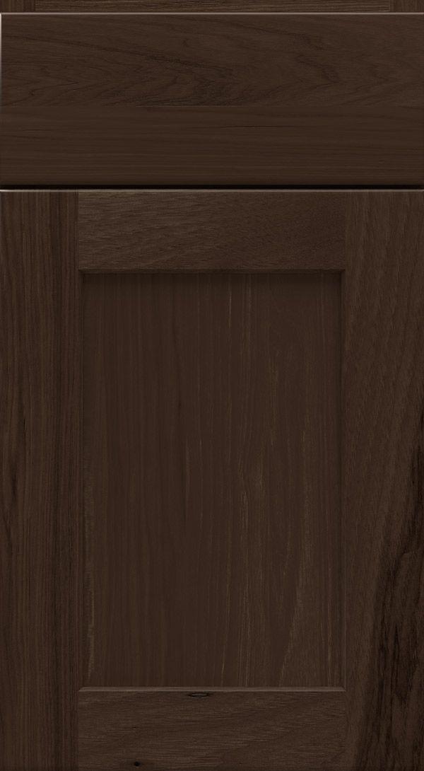 Dover Hickory Buckboard Shaker Style Cabinet Doors Shaker Style Cabinets Cabinet Styles