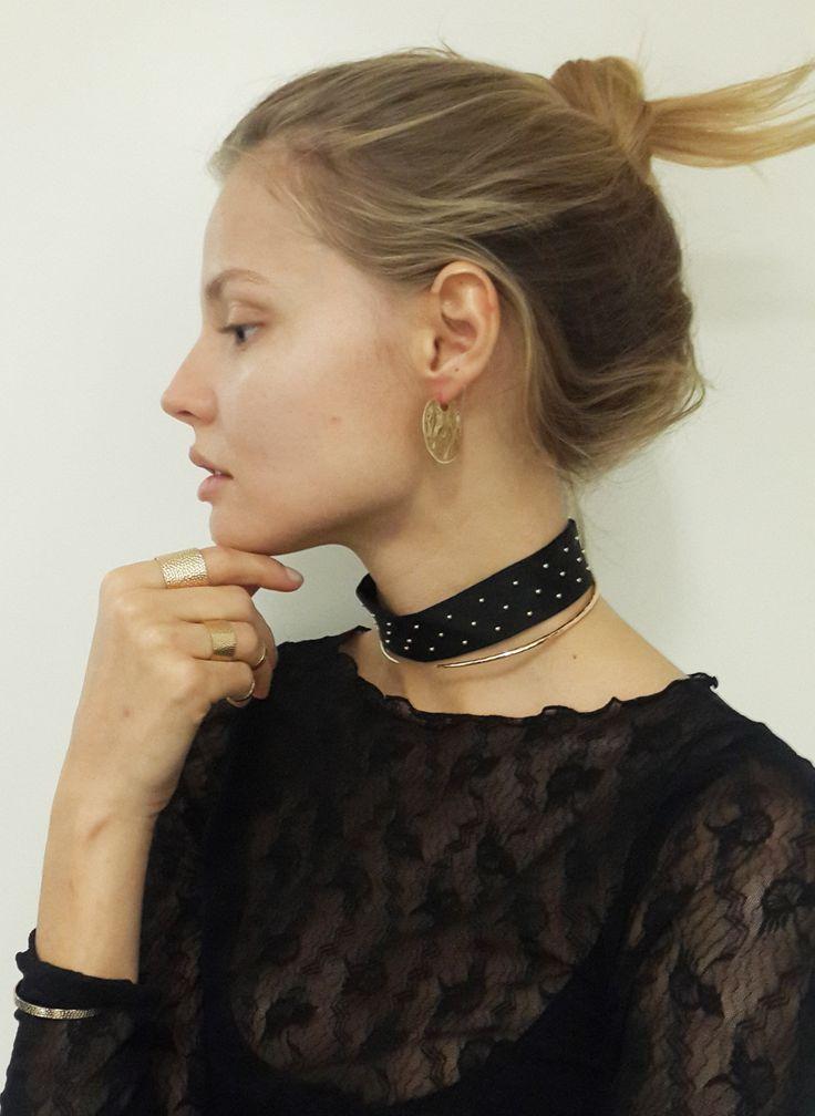 Magdalena Frackowiak for ELLE UK