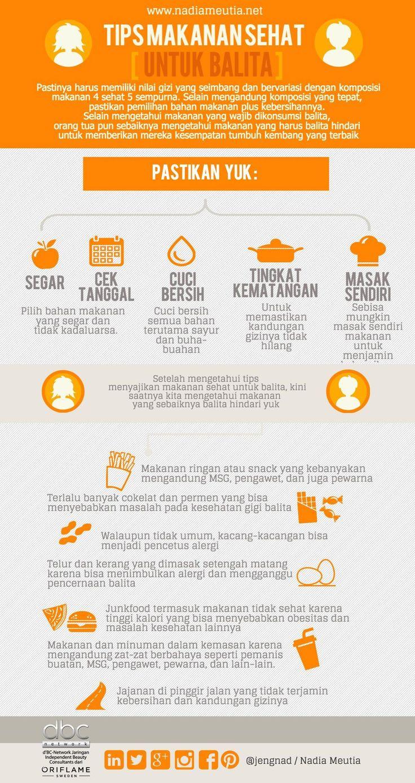 #tips #makanan #balita #nadiameutia @jengnad